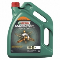 Моторное масло Castrol Magnatec Stop-Start E 5W20 5л