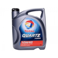 Моторное масло Total Ouartz D 7000 10w40 5л