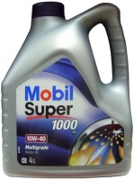 Моторное масло Mobil Super 1000x1 15W-40 4л