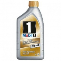 Моторное масло Mobil 1 New Life 0W-40 1 л.
